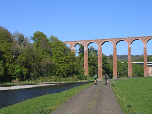 Leaderfoot Viaduct, Melrose