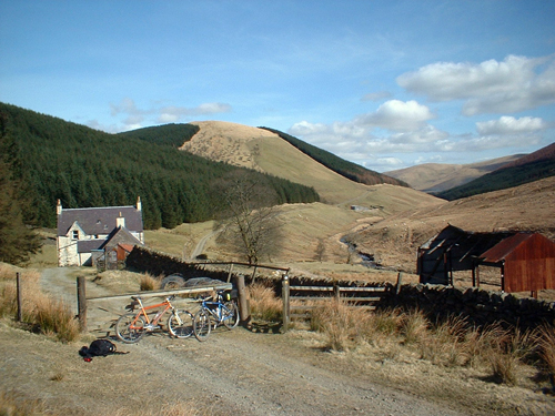 Potburn, Ettrick Valley